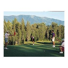 NeNastako Village at Meadow Lake Resort — Golf at the