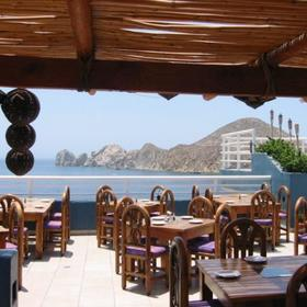 Cabo Villas Beach Resort & Spa — Roof Top Restaurant