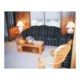 The Windjammer at Nags Head — The Windjammer - Unit Living Area