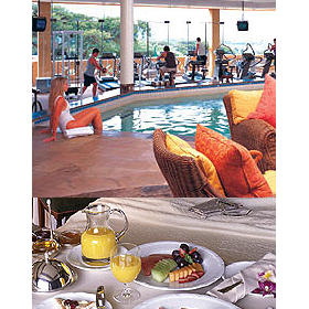 Sun City Vacation Club — - Exercise Facility