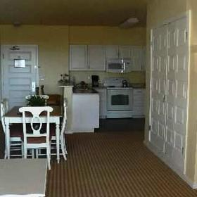 Unit Dining Area