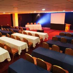 Convention rooms