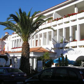 The Regency Club Tenerife — Front view