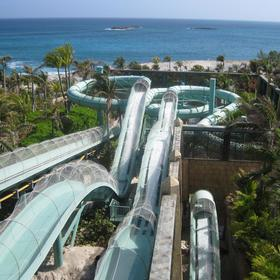 Harborside Resort at Atlantis — Water Slides