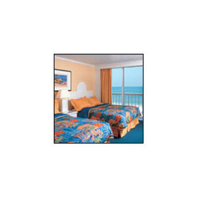 Hotel Room at the TradeWinds Island Grand
