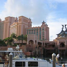 Harborside Resort at Atlantis Unit View