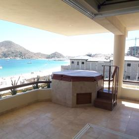 Cabo Villas Beach Resort & Spa — View from Jacuzzi off deck