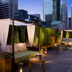 The Roosevelt Hotel — Rooftop Lounge