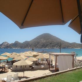 Cabo Villas Beach Resort & Spa — Beach area