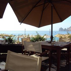 Cabo Villas Beach Resort & Spa — Beach restaurant