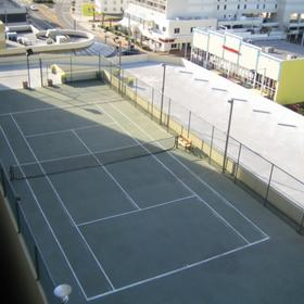 Beach Quarters Resort — Tennis Courts
