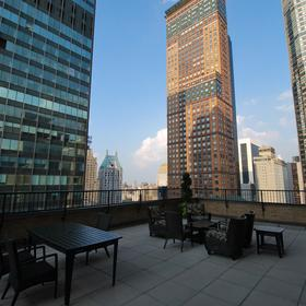 North Rooftop Patio