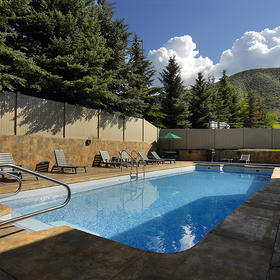 The Christie Lodge Pool