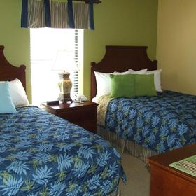 Holiday Inn Club Vacations at Orange Lake Resort - River Island Bedroom