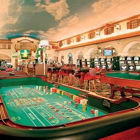 On-site casino