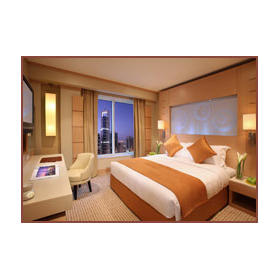 Emirates Grand Hotel — Spacious Bedroom
