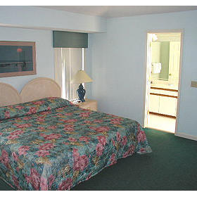 The Carolina Club - Unit Bedroom