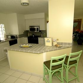 The Atrium Resort on Simpson Bay Beach - Kitchen