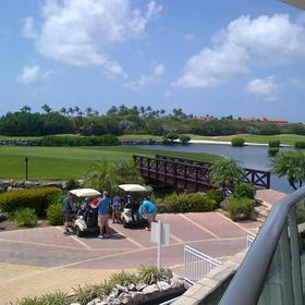 Divi Links golf course