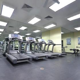 Harborside Fitness Room