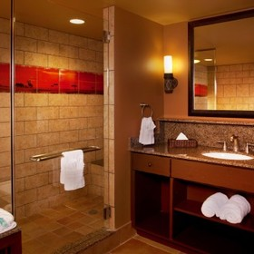 Disney's Animal Kingdom Villas - Kidani Village — Bathroom