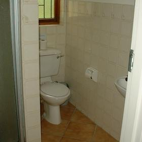Perna Perna Mossel Bay - Unit Bathroom