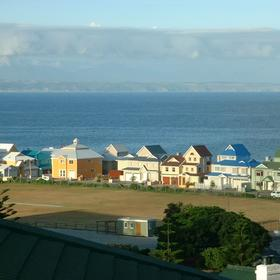 Perna Perna Mossel Bay - View From Balcony