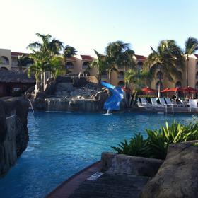 La Cabana Beach Resort & Casino Pool area