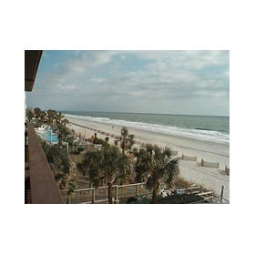 Riptide II Beach Club — - View From Balcony