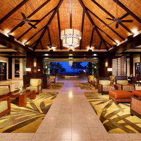The Westin Kaanapali Ocean Resort Villas Lobby