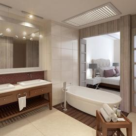 Spa Tower Bathroom
