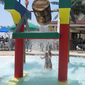 Westgate Myrtle Beach Oceanfront Resort — Water park