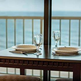 Beach Quarters Resort — Oceanfront balcony
