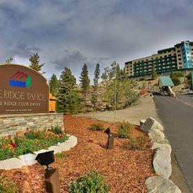 The Ridge Tahoe — Entrance