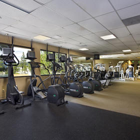The Ridge Tahoe — Fitness Center