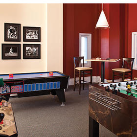 Marriott's Custom House — Game Room