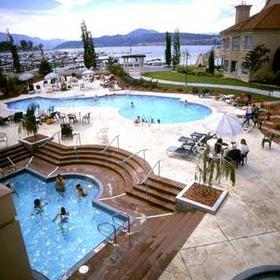 Royal Host Club at Lake Okanagan — - Pools