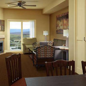 WorldMark Granby – Rocky Mountain Preserve — WorldMark Granby Living Area