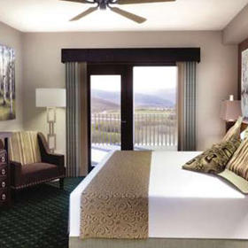 WorldMark Granby – Rocky Mountain Preserve — WorldMark Granby Bedroom