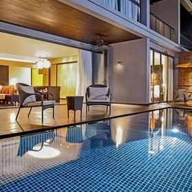 Anantara Vacation Club Phuket Mai Khao Private Pool and Deck