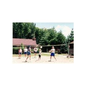 Apple Valley Resort - Vollyball Court