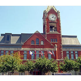 Mountain View Villas at Cranberry — Collingwood Clock Tower