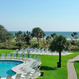Vacation Time of Hilton Head Island - Ocean Dunes — Pool and Grounds