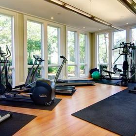 Fairmont Heritage Place - Inspiration Fitness Room