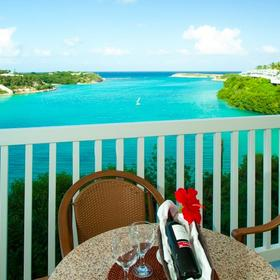 The Verandah Resort & Spa Balcony View
