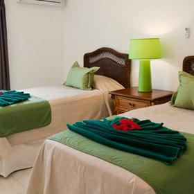 The Verandah Resort & Spa Guest Bedroom