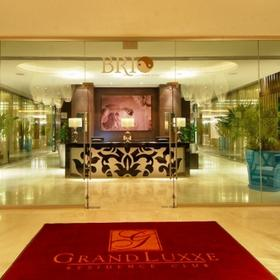 Grand Luxxe Spa Tower Nuevo Vallarta Lobby