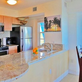 Ocean Pointe Suites at Key Largo Kitchen