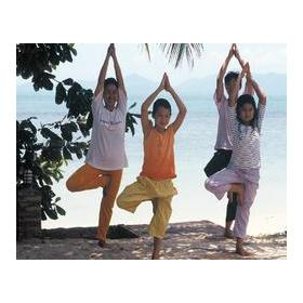 Health Oasis Resort — Children's Yoga Class at