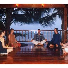 Health Oasis Resort — Nightly Meditation at